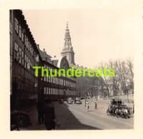 PHOTO OUDE FOTO 1951 MARINE ZEEMACHT OOSTENDE DENMARK COPENHAGEN KOBENHAVN - Plaatsen
