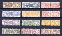 1927-32 PACCHI POSTALI NUOVI* LEGGERISSIMA TRACCIA DI LINGUELLA SPLENDIDI - MVLH EXTRA FINE - Pacchi Postali