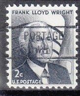 USA Precancel Vorausentwertung Preo, Locals Wisconsin, Portage 841 - Vereinigte Staaten