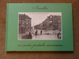 Livre Recueuil Nivelles En Cartes Postales - Livres