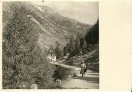"""1832 """" COGNE-AOSTA -LA GRANDE MINIERA-SETT. 1952  """" FOTO ORIGINALE - Luoghi"""