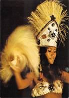 Polynésie Française Danseuse étoile Du Groupe TAHITI NUI -BV (dancers Danse Dance (Photo Erwin Christian 241 )*PRIX FIXE - Polynésie Française