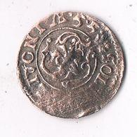 SCHILLING  1655  LIVONIA LETLAND /7648/ - Lettonie