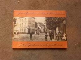 Livre  Jette Et Ganshoren  En Cartes Postales Oude Prentkaarten - Livres