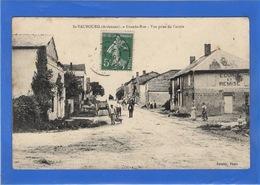 08 ARDENNES - ST VAUBOURG Grande-rue, Vue Prise Du Centre (voir Descriptif) - France