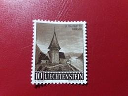 Timbres > Europe > Liechtenstein >1951-60 N° 324 - Liechtenstein