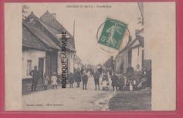 62 - ORVILLE---Grande Rue---tres Animé - France