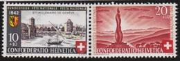 Schweiz  .   Yvert  .     378/379      .    **  .     Postfrisch      . /  Neuf SANS Charniere - Schweiz
