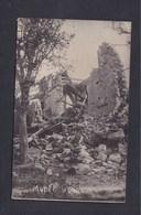 Vente Immediate Guerre 14-18 Montfaucon Ruines Eglise - Sonstige Gemeinden