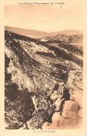 CPA - A.H.P. - Gorges Du Verdon, Le Point Sublime (12) - France