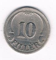 2 FILLER 1926 HONGARIJE/7657/ - Hungary