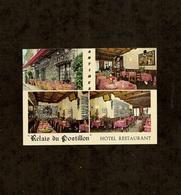 06 . ANTIBES . HOTEL RESTAURANT . RELAIS DU POSTILLON . MULTIVUES - Hotel's & Restaurants