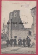 62 - PALLUEL--L'Eglise---animé - France