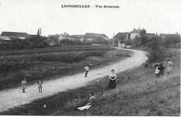 LIGNORELLES -  VUE GENERALE - Autres Communes