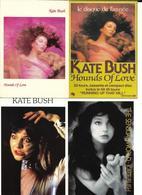 KATE BUSH (6 CP) - Chanteurs & Musiciens