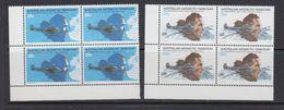AAT 1979 50th Ann. First Flight Over Southpole 2v Bl Of 4 Corner)  ** Mnh (41258E) - Australisch Antarctisch Territorium (AAT)