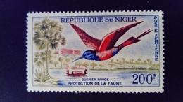 Niger 1961 Animal Oiseau Bird Yvert PA21 ** MNH - Niger (1960-...)