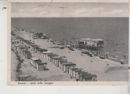 Termoli Campobasso Saluti Dalla Spiaggia 1941  F/p - Campobasso