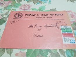 (430) ITALIA STORIA POSTALE 1980 - 6. 1946-.. Repubblica