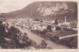 Cartolina : Villanuova Sul Clisi Chiese  Brescia  (Italie) Veduta Generale  Ed Migheletti  Rara - Other Cities
