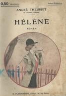 1 Livre , André Theuriet , Hélène - Auteurs Français