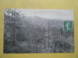 BADONVILLER. Le Col De La Chapelotte. Le Massif Dévasté Par La Guerre. - Francia