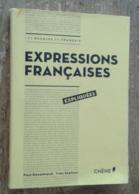 Expressions Françaises Expliquées - Psychology/Philosophy