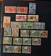 Basutoland Selection - - Stamps