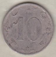 Suisse  Geneve  Jeton 10 Rappen, CGTE Compagnie Genevoise Des Tramways Electriques - Monetary /of Necessity
