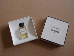 RARE MINIATURE Eau De Parfum COROMANDEL Les Exclusifs De CHANEL 4 Ml - Miniatures Modernes (à Partir De 1961)