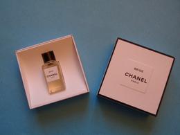 RARE MINIATURE Eau De Parfum BEIGE Les Exclusifs De CHANEL 4 Ml - Miniatures Modernes (à Partir De 1961)