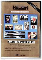 Neudin Catalogue 1984  Peu Lu état Superbe - Libri
