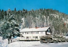 Jeep,Militär-LKW,Col Des Feignes,Centre Militaire,ungelaufen - Voitures De Tourisme