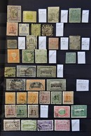 India - Old Indian States - Bhopal - Jumo - Soruth - Sirmoor - Nowannugur - Faridkod - Jhalawar - Jaipur  - 4 Scans - Stamps