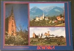 Ak Italien - Schenna - Ortsansichten - Bolzano (Bozen)