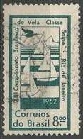 LSJP BRAZIL SAIL CHAMPIONSHIP CLASS SNIPE 1962 - Brazil