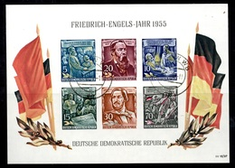 Allemagne/RDA Bloc-feuillet YT N° 7 Oblitéré. B/TB. A Saisir! - [6] Democratic Republic
