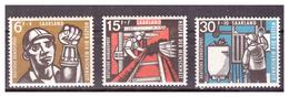SAAR/SARRE -  1957 - BENEFICENZA. MINATORI. -  MNH** - 1957-59 Federazione