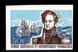 TAAF Maury N° 28 Non Dentelé Neuf ** MNH. TB. A Saisir! - Terres Australes Et Antarctiques Françaises (TAAF)