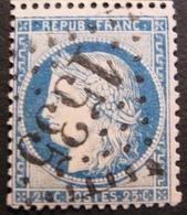 R1494/246 - CERES N°60C - GC 1535 : FONCINE-LE-HAUT (Jura) ➤➤ INDICE 6 - 1871-1875 Cérès