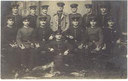 Duitse Soldaten - Prachtige Fotokaart Verstuurd Op 21/3/1906 - 1914-18