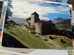LIECHTENSTEIN SCHLOSS VADUZ, RESIDENZ DES REGIERENDER STAMP SELO TIMBRE  ST MAMERTEN 10 GX5577 - Liechtenstein
