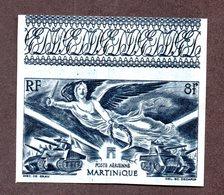 Martinique PA N°6a  N** LUXE Cote 22 Euros !!!RARE - Poste Aérienne