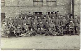 Duitse Soldaten - Prachtige Fotokaart Verstuurd Op 23/9/1918 - 1914-18
