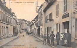 95 - Luzarches - La Gendarmerie - Belle Animation - Luzarches