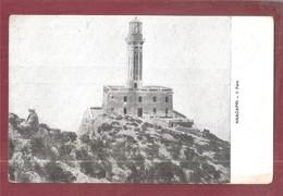 Cartolina Anacapri, Il Faro, Leuchtturm LIGHTHOUSE UNUSED EARLY UNDIVIDED BACK - Italia