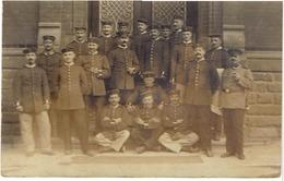 """Duitse Soldaten - Prachtige Fotokaart Verstuurd Op 29/10/1914 """"Feldpostkarte"""" - 1914-18"""