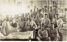LAZARETH - Duitse Soldaten - Prachtige Fotokaart Niet Gelopen - 1914-18