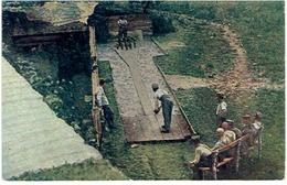 """WESTEN """"Feldgraue Beim Kegelspiel ..."""" - N° 138 - Niet Gelopen - 1914-18"""