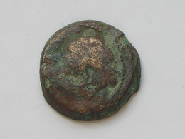 Monnaie Antique à Identifier - Romaine ? Grecque ?   **** EN ACHAT IMMEDIAT ***** - Antiche